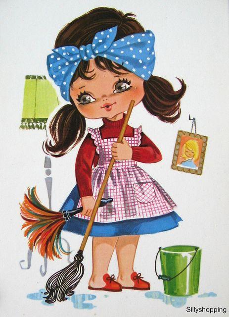 Colocar a casa em ordem, destralhar, organizar e faxinar.