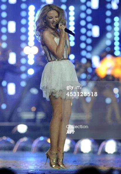 Kylie Minogue 3rd August 2014