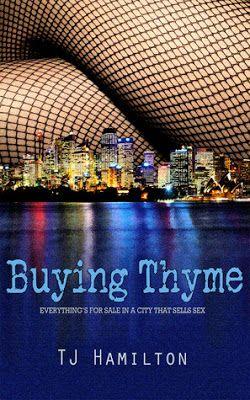 Buying Thyme by TJ Hamilton-- 4 stars