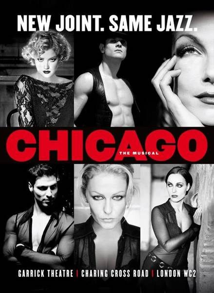 Winner of the Olivier Award for Oustanding Musical Production and now the longest-running Broadway musical in the West End, CHICAGO continues to razzle and dazzle audiences with its wit, glamour, style and sensational dance routines. It's truly a show to die for!  Book tickets here: http://www.londontheatredirect.com/musical/380/Chicago-tickets.aspx