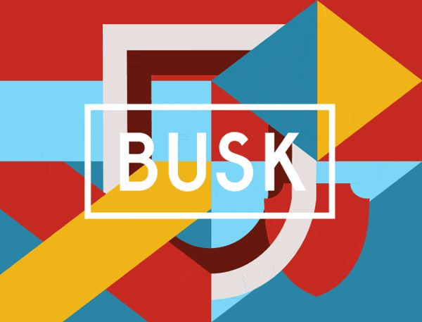 For BUSK Festival, we designed all communication media, including posters, brochures, web-banners, and a specially designed flag for every band.Design: Mut. Thomas Kronbichler, Max EdelbergClient: Franz Lab, City of Bolzano (Italy)