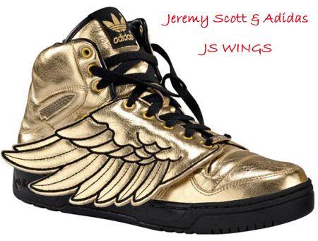 gold jeremy scott wings