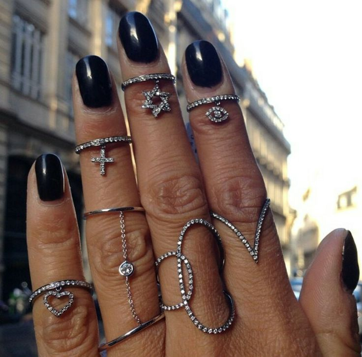 34 best MIDI rings images on Pinterest | Hand jewelry, Jewelery ...