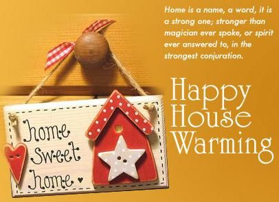 The 25 best house warming ceremony ideas on pinterest for Housewarming party message