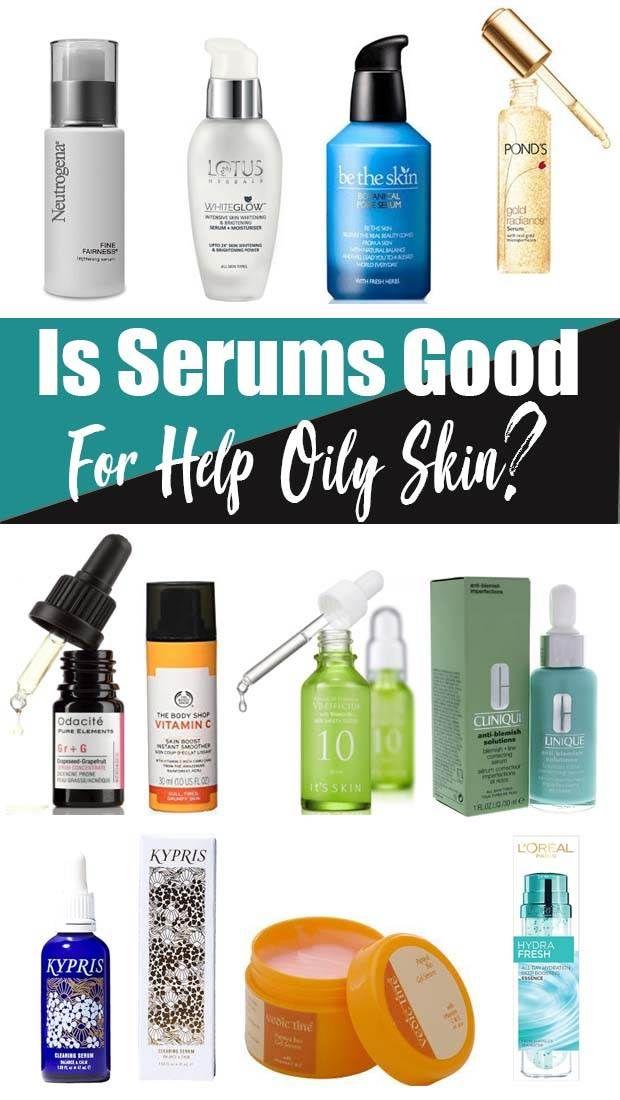 Best Serum For Oily Skin Large Pores Oily Skin Oily Skin Care Best Serum