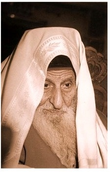 """Rabbi Rabbi Kaduri.  Before dying (Feb. 2006), he wrote a note and ordered the envelope remain sealed until a year after his death. When the note was read, the readers (Kabbalists) quickly realized the message. It said, in Hebrew:  """"He will lift the people and prove that his word and law are valid.  """"The Hebrew sentence  reads: Yarim Ha'Am Veyokhiakh Shedvaro Vetorato Omdim. The initials spell the Hebrew name of Jesus, Yehoshua. Yehoshua and Yeshua are effectively the same name."""