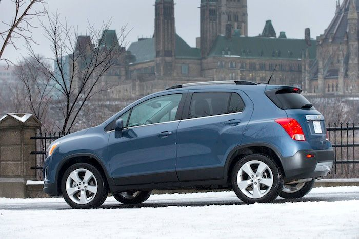 2013 Chevrolet Trax | NewRoads Chevrolet Dealership Newmarket, Ontario