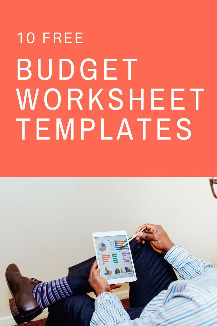 Best Budget Worksheets Budgeting Worksheets Budgeting Finances Budgeting