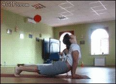 """fluffyplant: """" invisiblesbians: """" 4gifs: """" The floor is lava. [vid] """""""