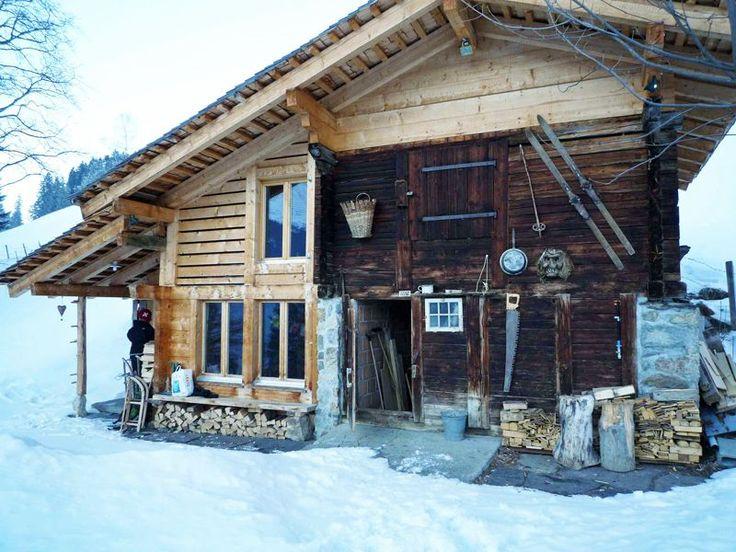Winterurlaub in den Bergen Viele sagen, nichts sei schöner als Winterurlaub in den Bergen. In diesen sechs urigen Hütten entspannen Sie sich total.