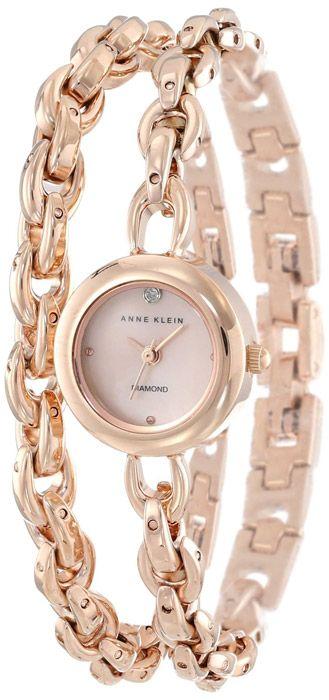 Zegarek damski Anne Klein AK-1438RMRG - sklep internetowy www.zegarek.net