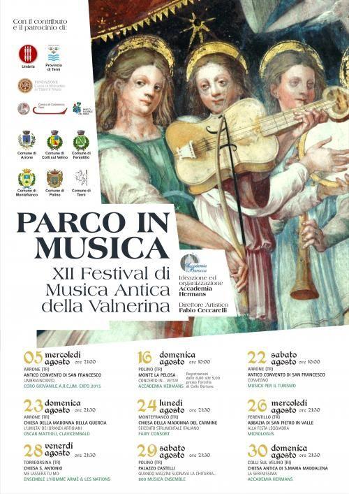 XII Festival di Musica Antica della Valnerina