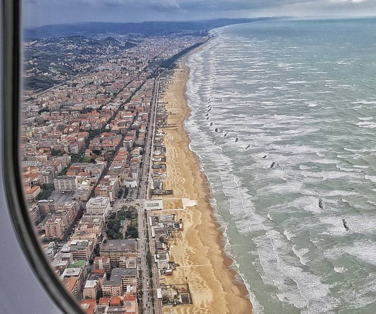 Road trip in Pescara, region of Abruzzo, Italy