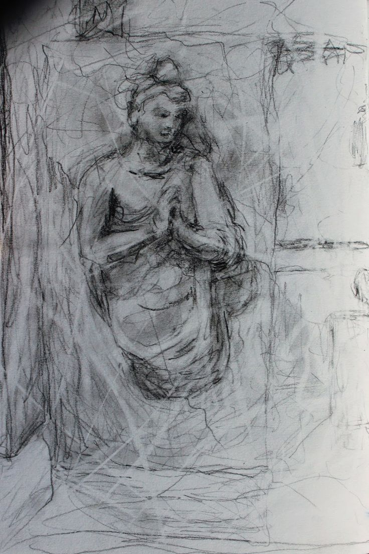 Studies and sketchings | Sarah Morton