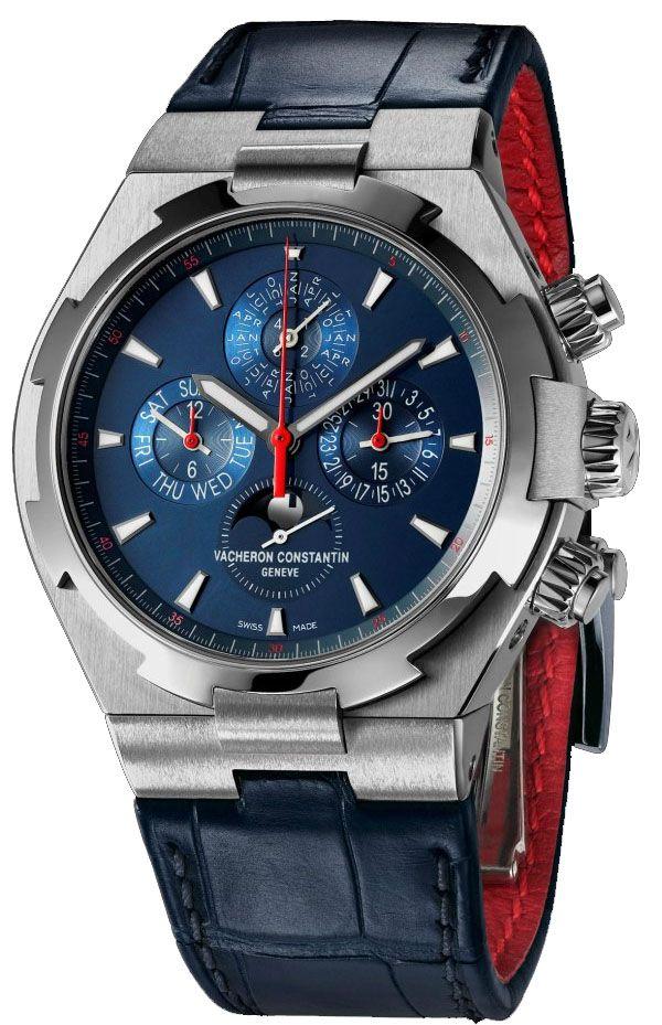 49020/000A-9718 Vacheron Constantin швейцарские часы Chronograph Perpetual…