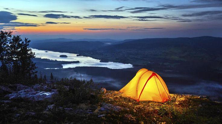 Les #campings les moins chers au #Québec