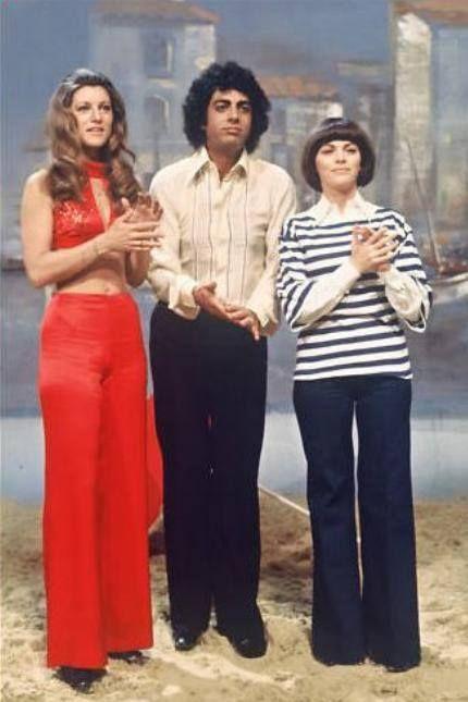 les shows de maritie et gilbert carpentier- Sheila, Enrico Macias et Mireille Mathieu