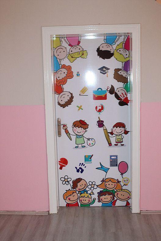 Kapı giydirme - Renkli Kapılar - Kapı kaplama