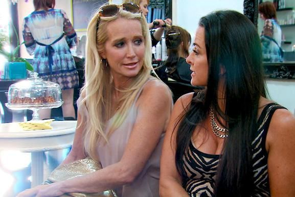 Bravo Reportedly Wants To Fire Both Kim & Kyle Richards