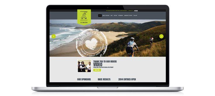 Pondo Pedal: Responsive Website Design, Development and Management by Electrik Design Agency www.electrik.co.za