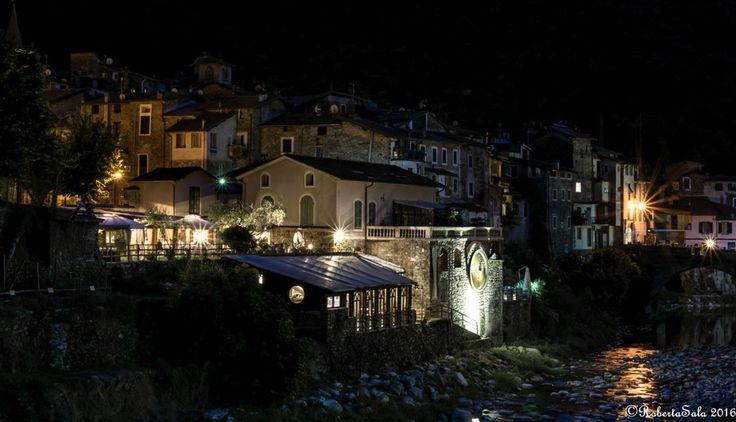 Vista sul Borgo di Isolaona Foto di Roberta Sala