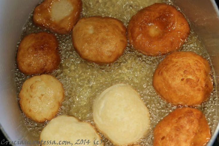 """Caribbean Johnny Cakes recipe - courtesy of our friend Ms. Tanisha Bailey-Roka, aka """"The Crucian Contessa""""."""