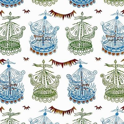 print & pattern: WALLPAPER - wendy bray