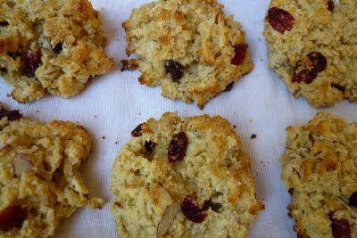 Yummy Supper: Cranberry Almond Scones | Breakfast | Pinterest