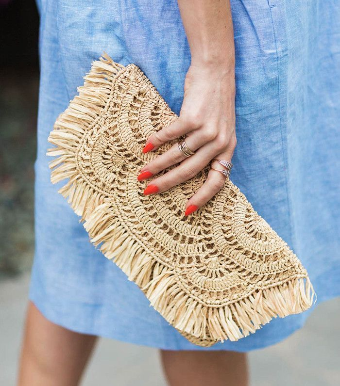 The 4 Easiest Outfit Combos to Try Now, From Lauren Conrad via @WhoWhatWear