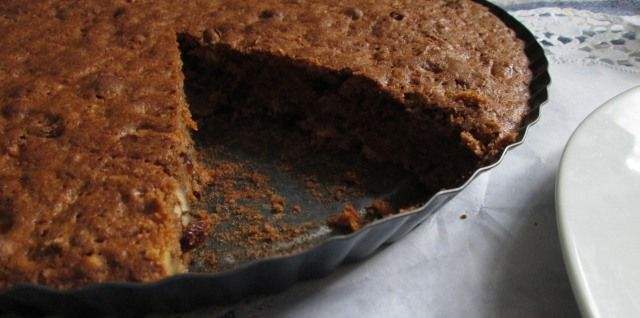 Try it! Healthier than any other cake!