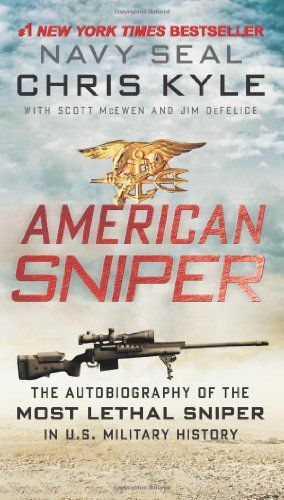 73 best books images on pinterest navy seals books to read and libros american sniper the autobiography of the most lethal sniper in american history amazing gritty and compelling memoir of navy seal chris kyle fandeluxe Gallery