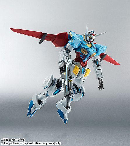ROBOT tamashiiGundam G-SELF