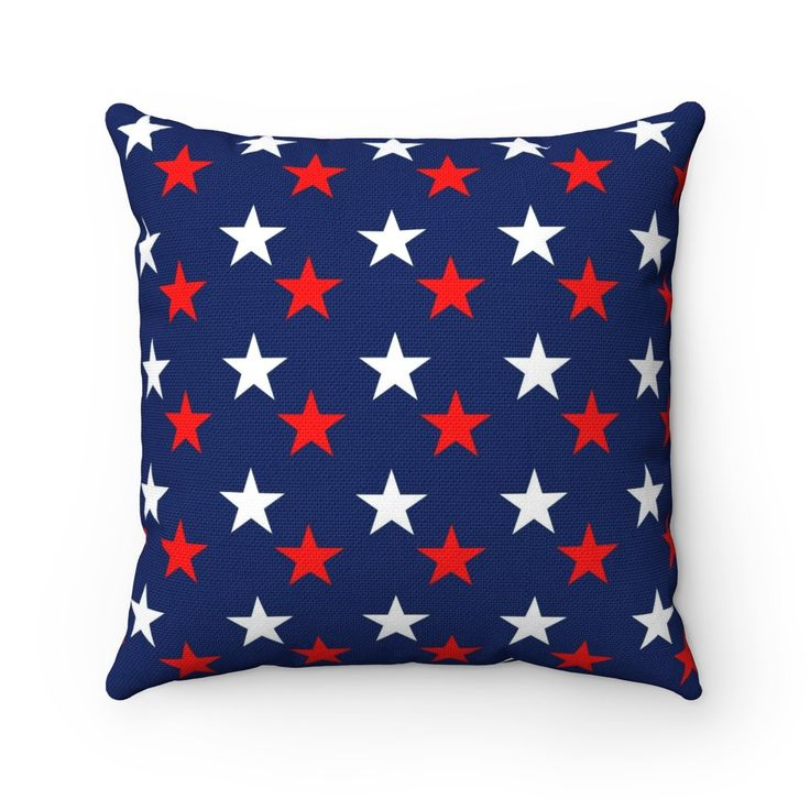40th Of July Microfiber Doublesided Decorative Pillow Winsert New Ashford Court Decorative Pillows