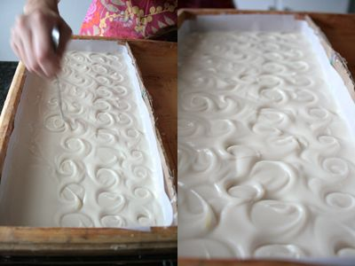 11ab Guest Post: Even Layering Soap Tutorial