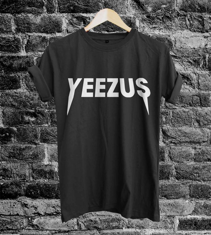 Yeezus Kanye West T Shirt Size S-XXL //Price: $17.00    #clothing #shirt #tshirt #tees #tee #graphictee #dtg #bigvero #OnSell #Trends #outfit #OutfitOutTheDay #OutfitDay