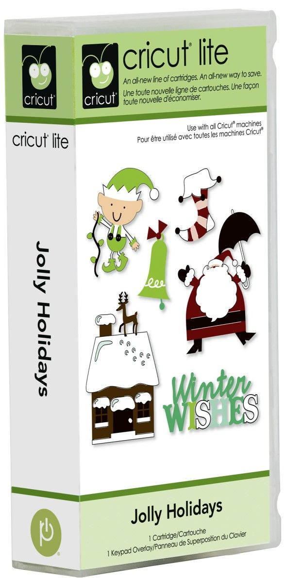 1000 Images About Jolly Holidays Cricut Cartridge On