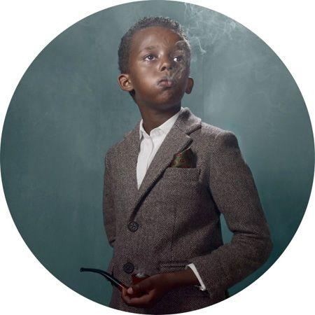 Anti-Smoking Advertising Campaign by Belgian photographer Frieke Janssens