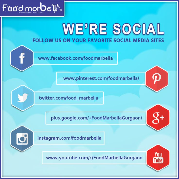 Now get to know more about Food Marbella join us at #Twiiter , Pinterest , G+, #Youtube , #Instagram . Don't forget to follow, subscribe us & recommended it to your friends. Shop with #FoodMarbella & save on shipping costs with our an amazing discounts & offfers. #SocialMedia