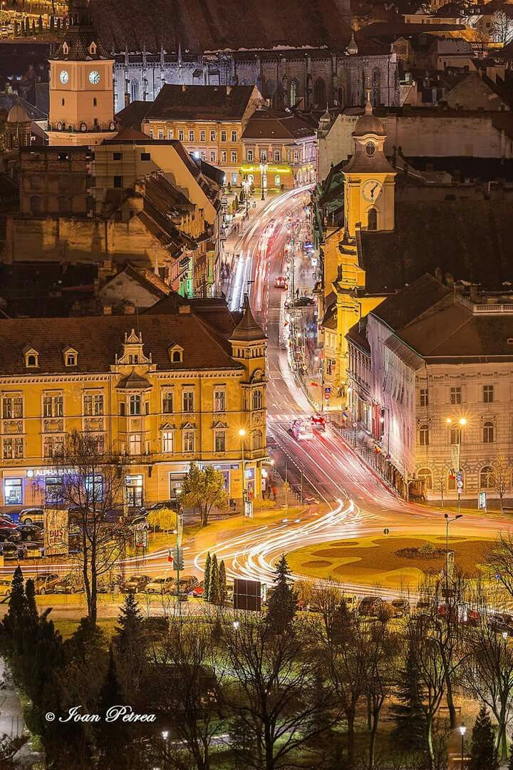 """Brașov, """" Probably the Best City in the World """""""