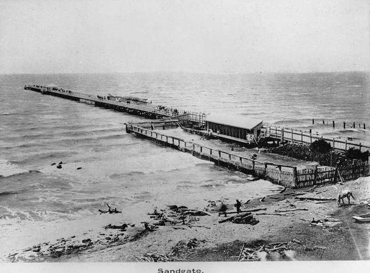1901 Sandgate Pier, Brisbane