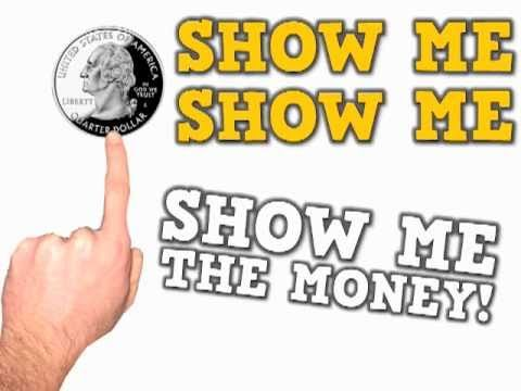 Show Me the Money- (children's coin song by Jack Hartmann)