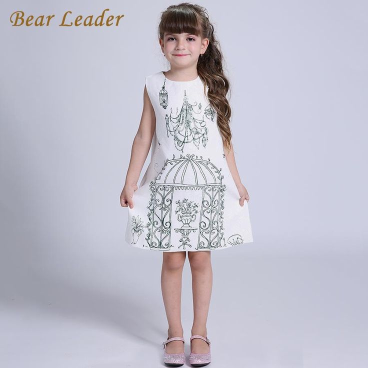 Winter Princess Dresses Children Clothing Birdcage Pattern Design for Kids Clothes Gril Dress $21.78 => Save up to 60% and Free Shipping => Order Now! #fashion #woman #shop #diy http://www.bbaby.net/product/bear-leader-girls-dress-2016-brand-winter-princess-dresses-children-clothing-birdcage-pattern-design-for-kids-clothes-gril-dress