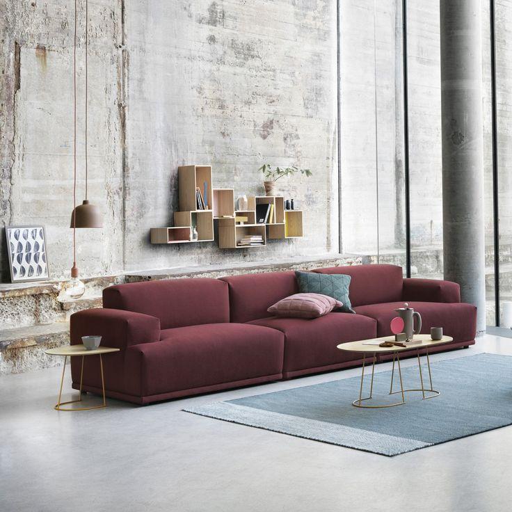 Les 493 meilleures images du tableau canapes sofas sur for Canapé 3 places pour idée déco tableau salon