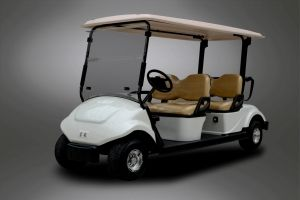 CE Approved 4 Seater Pure Electric Golf Cart for Sale, Dongfeng Electric Vehicle Co., Ltd. 10/15 Price Estimate $4,600 Each, Minimum Order 1.