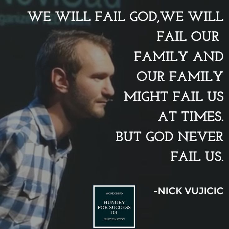 10 Best Best Collection Of Nick Vujicic Quotes Images On