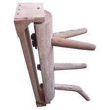 Wing Chun Wooden Dummy - Reflex Dummy                                                                                                                                                                                 Plus