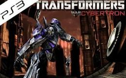 Featured Anytime Video Game: Transformers: War For Cyb... - PS3 Pre-Owned: $15.66: Goodwill Anytime featured item:… Free Standard Shipping