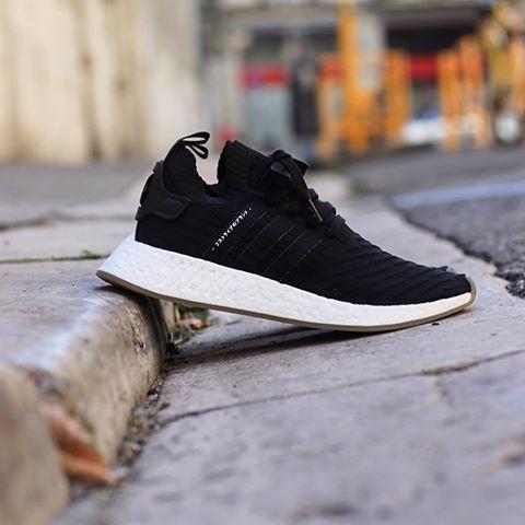 Adidas NMD_R2 Primeknit Japan-Core