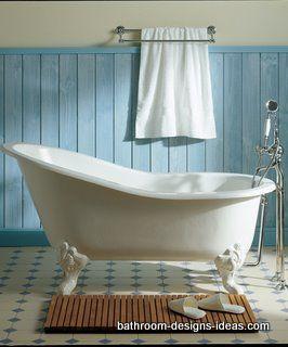 Clawfoot Bathtub!