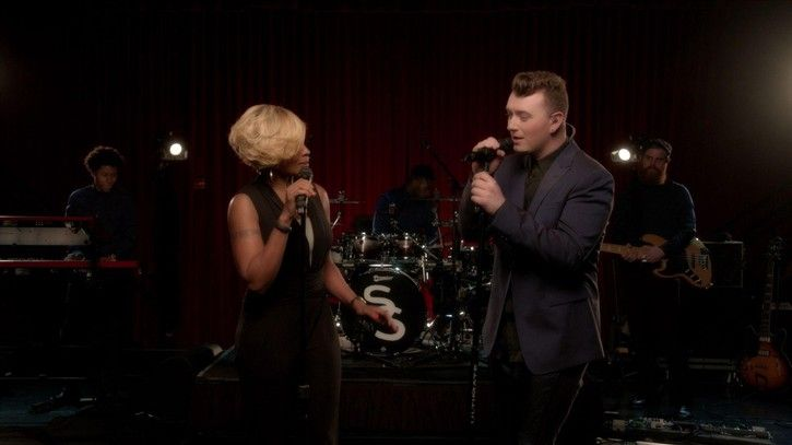 Check out the #Vevo #musicvideo for Stay With Me (Live) by Sam Smith